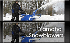 Redline Sport & Cycle - Yamaha Snowblowers
